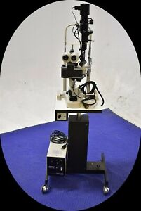 Topcon Sl 5d Medical Optometry Unit Ophthalmology Slit Lamp Machine For Parts