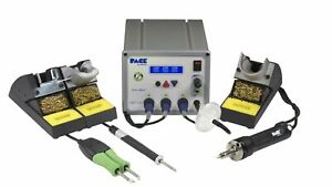 Pace Mbt 350 Multi channel Rework System With Sx 100 Desoldering Iron