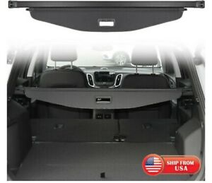 Cargo Cover Trunk Retractable Shield Fit For Chevy Equinox Gmc Terrain 2018 2021