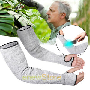Protective Arm Sleeve Resistant Garden Work Cut Protector Resistant Glove Safety
