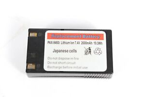 Pax 9460i Lithium Ion 7 4v 2600mah Replacement Battery