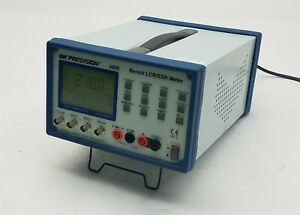 B k Bk Precision 889b Synthesized In circuit Component Tester Lcr esr Meter