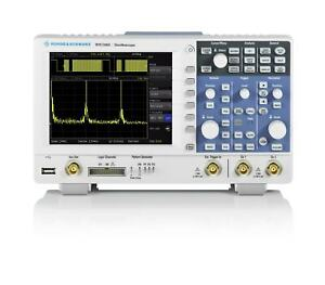 Rohde And Schwarz Rtc1k com2 Two Channel 300 Mhz Mso With Application Bundle