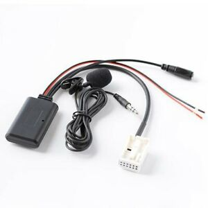 For Mcd Rns 510 Rcd 200 210 300 310 500 Bluetooth Aux Adapter Handsfree Cable