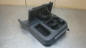 Dodge Ram Manual Transmission Floor Console Cup Holder 06 08 1500 2500 3500 Gray