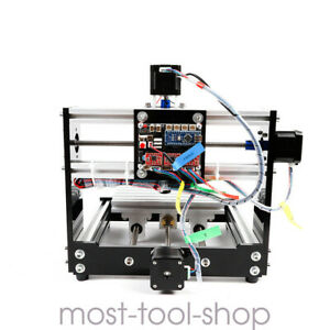 Metal Wood Milling Machine 3 Axis Cnc Router Engraver Engraving Cutting Pvc