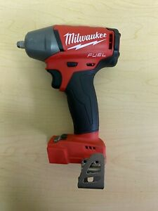 Milwaukee 2754 20 M18 Fuel 3 8 Compact Impact Wrench W Friction Ring