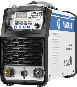 Andeli Mos Tube Multifunctional Tig Welding Machine With Hot cold 110v 220v dc