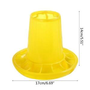Baby Chick Feeder Automatic Chicken Feeders For Poultry Multiple Chicks At Once