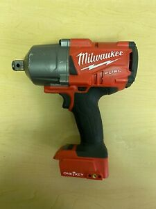 Milwaukee 2864 20 M18 Fuel W One key Impact Wrench 3 4 Friction Ring