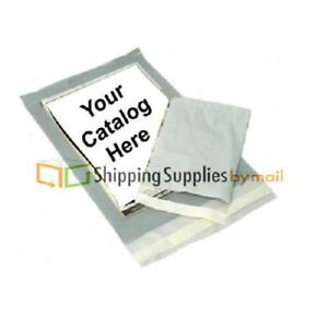 Clear View Poly Mailers Shipping Mailing Bags 12 X 15 5 2 Mil Thick 500 Piece