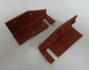 Massey Ferguson 135 148 Tractor Grill Support Brackets A Pair Of