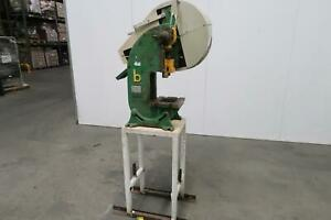 Bench Master 182a 2 Punch Press T127519
