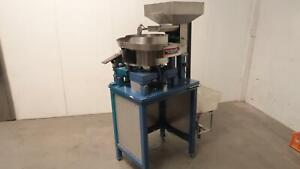 Service Engineering Stainless Steel Vibratory Parts Feeder System Bowl Feeders