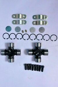 Jcb Parts 3cx 4cx Universal Joints For Front And Rear Propshafts
