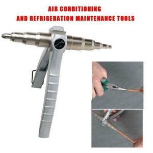 Manual Air Copper Pipe Tube Expander Expanding Conditioner Swaging Kit Tool