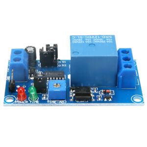 New Time Delay Relay Module Circuit Timer Timing Board Switch Trigger Module 12v
