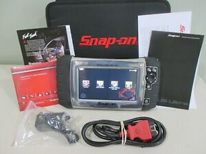 Snap On Solus Ultra Diagnostic Full Func Scanner Dom Asian Euro 80s To 2021
