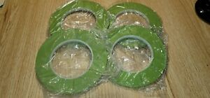 4 Pack 1 4 Inch X 60yd Green Painters Tape