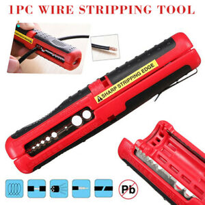 Cable Stripping Tool Portable Multi function Cable Wire Strippers Cutter
