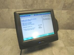 Ncr Radiant P1550 15 Touch Screen Pos Terminal Aloha Point Of Sale Computer