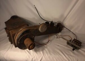 1961 Jeep Cj5 Complete Factory Heater Box Inside And Out With Controls