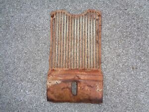 Ford Tractor Jubilee 600 800 Hood Front Grill 1953 1957 Models