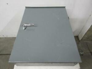 Square D 12313460830080001 Electrical Power Distribution Panel 120 208 3 Ph 4
