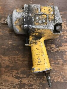 Ingersoll Rand Impact Heavy Duty 3 4 Drive Impact Wrench Air Tool