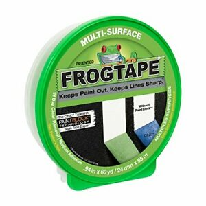 1358463 Multi surface Painter s Tape With 0 94 Wide X 60 Yards Long