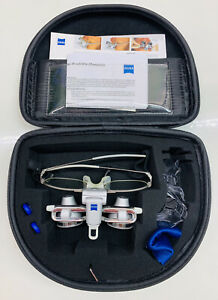 Carl Zeiss Eyemag Smart 2 5x 450 Medical Loupes