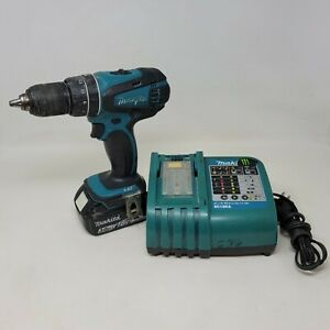 Makita Lxph01 Cordless Hammer Drill 18v as is for Parts ppc