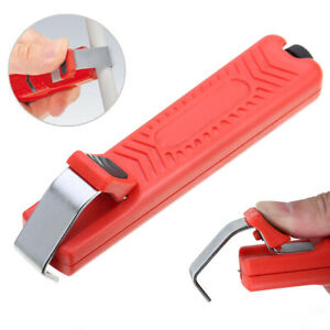 Ly25 2 Wire Stripper Cutter Plier Crimping Tool For Pvc Rubber Cable