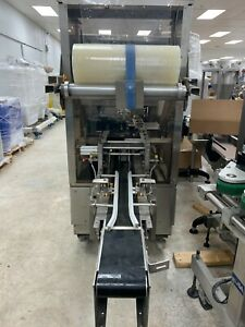 Stainless Steel Poly Pack Fh 16 31 Shrink Wrap Machine