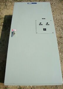 Russelectric Electric Transfer Switch Rmd 2603cehw 260 Amp 3 Ph 4 W 120 208 Volt