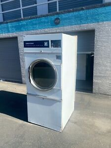 Dexter Thoroughbred Commercial Dryers Dlc30q White