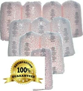 Bulk Packing Peanuts Bags Fill 260 Gallons 10 X 3 5 Cu Ft Pink Loose Wholesale