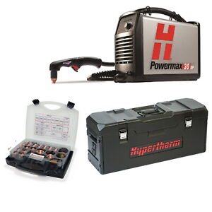 Demo Unit Hypertherm Powermax30 Xp With 15ft Torch And Consumables Pkg 088079