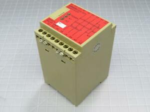 Omron G9s 301 Safety Relay Unit 24vdc T172020