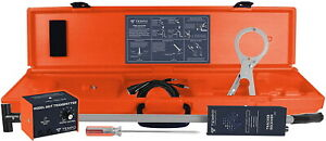 Tempo Communications 501 Tracker Ii Underground Cable Locator Locate Wires New