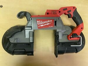 Milwaukee 2729 20 M18 Fuel Deep Cut Band Saw tool Only