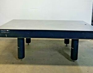 Newport Rs4000 4x8 Table 48 X 96 Optical Research Tuned Damping Sealed Hole