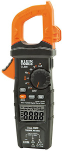 Klein Tools Cl800 Electrical Tester Digital Clamp Meter Ac Dc Auto ranging 60