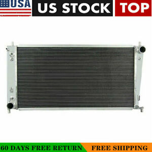 3 Rows Aluminum Radiator For 99 03 Ford F150 F250 F350 Expedition 4 2 4 6 5 4 V8