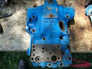 Ford Tractor 601 641 801 841 Hydraulic Top Cover Housing