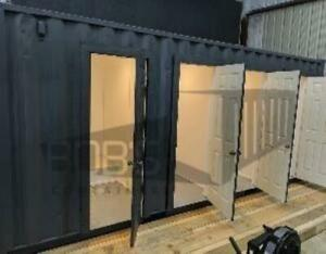 20 Ft Shipping Container Shower 4 Stalls