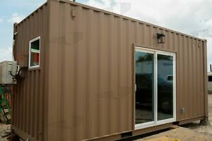 20 Ft Container the Cleveland Model