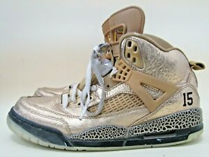 AIR JORDANS GOLD SPIKE LEE SPECIAL EDITION COLLAB SIZE 9 $70.00