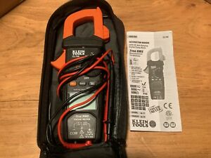 Klein Tools Ac Auto ranging Trms Digital Clamp Meter Cl700