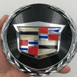 2007 2014 Escalade Front Grill Emblem Crest Grille Badge 22985035 For Cadillac